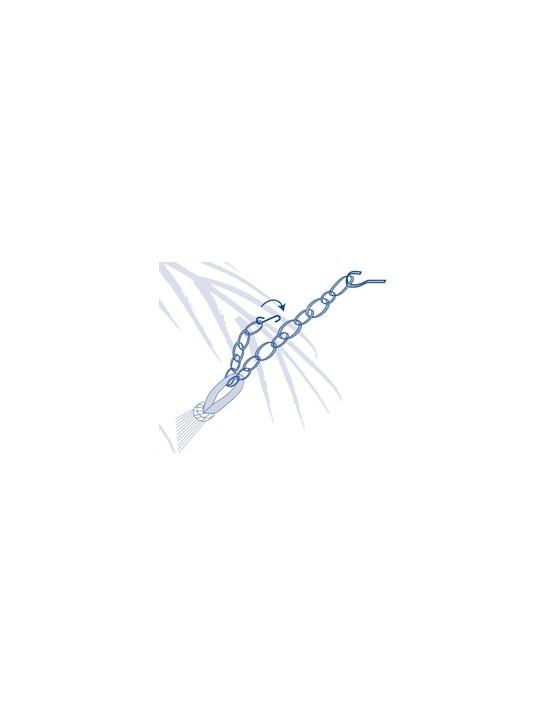 Chainette pour hamac Liana 70cm - Amazonas