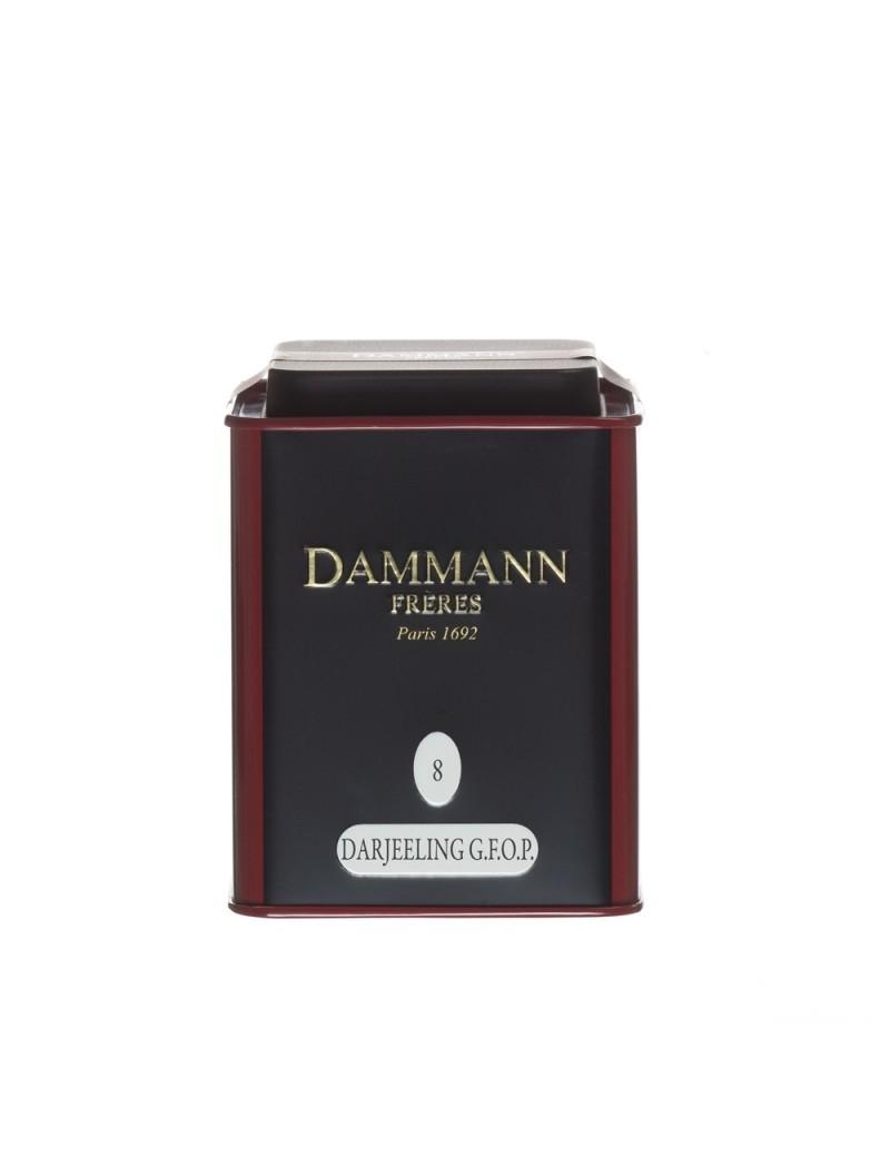 Thé Darjeeling GFOP n°8 - Dammann Frères