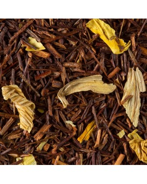 Thé rouge Rooibos caramel toffee- Dammann frères
