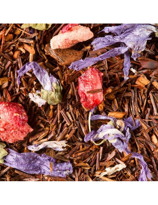 Thé Rooibos Fruits rouges - Dammann frères