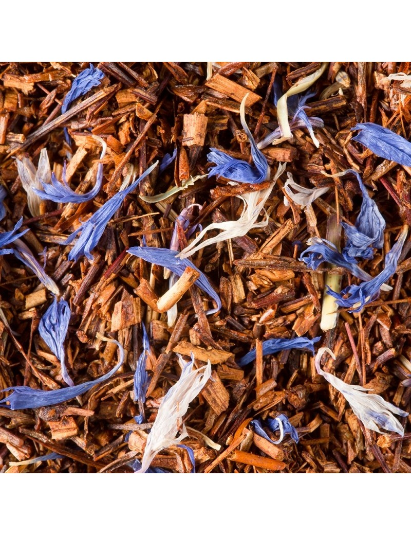 Thé rouge Rooibos Earl Grey - Dammann frères