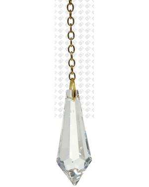 Pendule en cristal de Swarovski