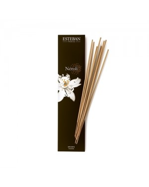 Encens indien parfumé Néroli - Esteban