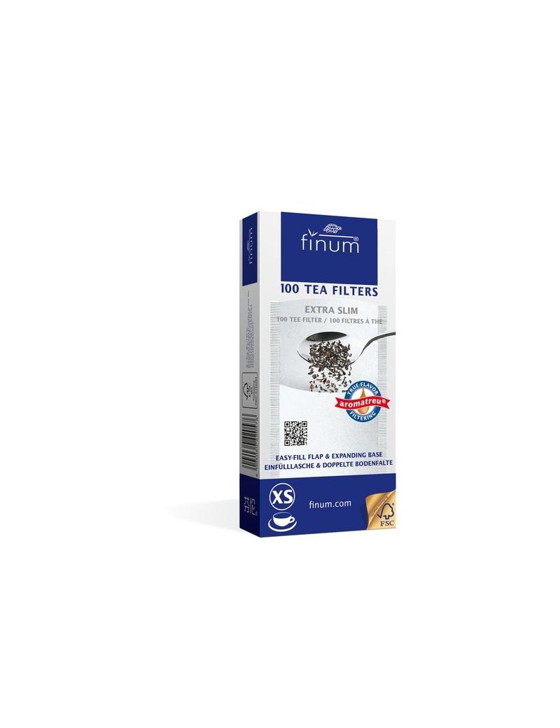 Filtre à thé papier XS - Finum