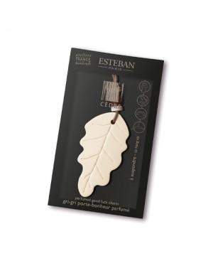 Gri-gri porte bonheur parfumé Cèdre - Esteban
