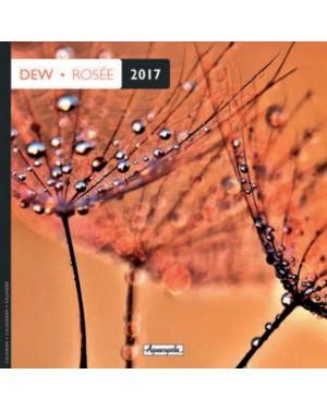 Calendrier 2017 - Goutte de rosée - Aquarupella