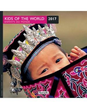 Calendrier 2017 - Enfants du monde - Aquarupella