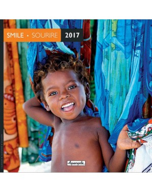 Calendrier 2017 - Sourire - Aquarupella
