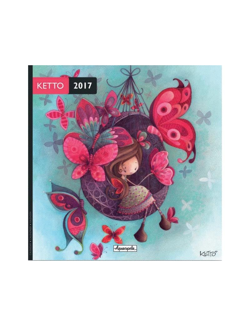 Calendrier 2017 - Ketto - Aquarupella