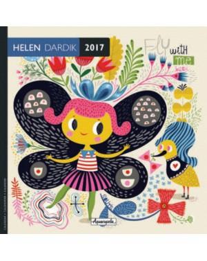 Calendrier 2017 - Helen Dardick - Aquarupella