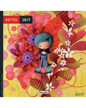 Calendrier 2017 - Ketto - Aquarupella