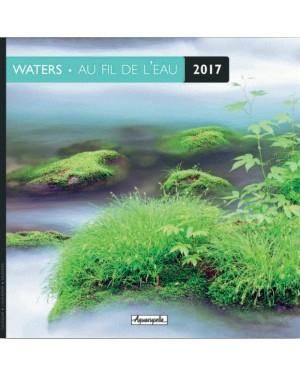 Calendrier 2017 - Au fil de l'eau - Aquarupella