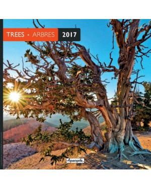 Calendrier 2017 - Arbres - Aquarupella