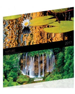 Calendrier 2017 - Nature - Aquarupella