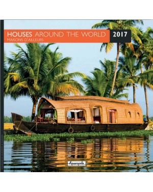 Calendrier 2017 - Maisons d'ailleurs - Aquarupella