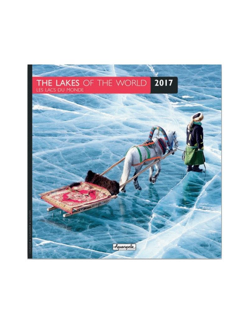 Calendrier 2017 - Lacs du monde - Aquarupella