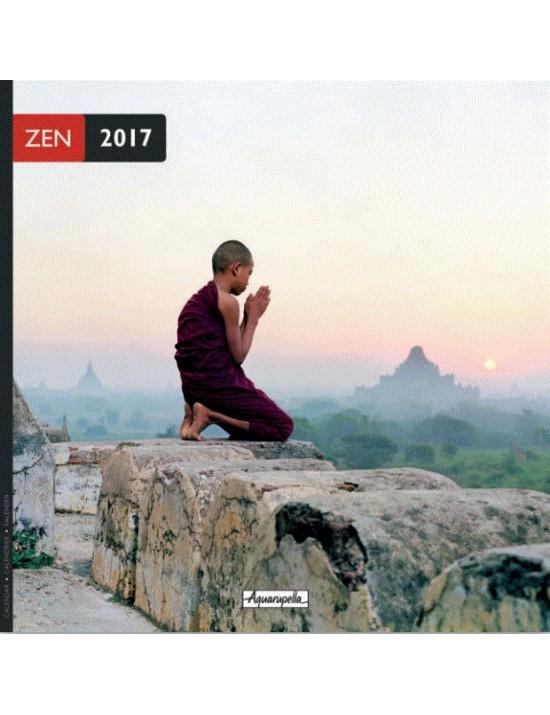 Calendrier 2017 - Zen - Aquarupella