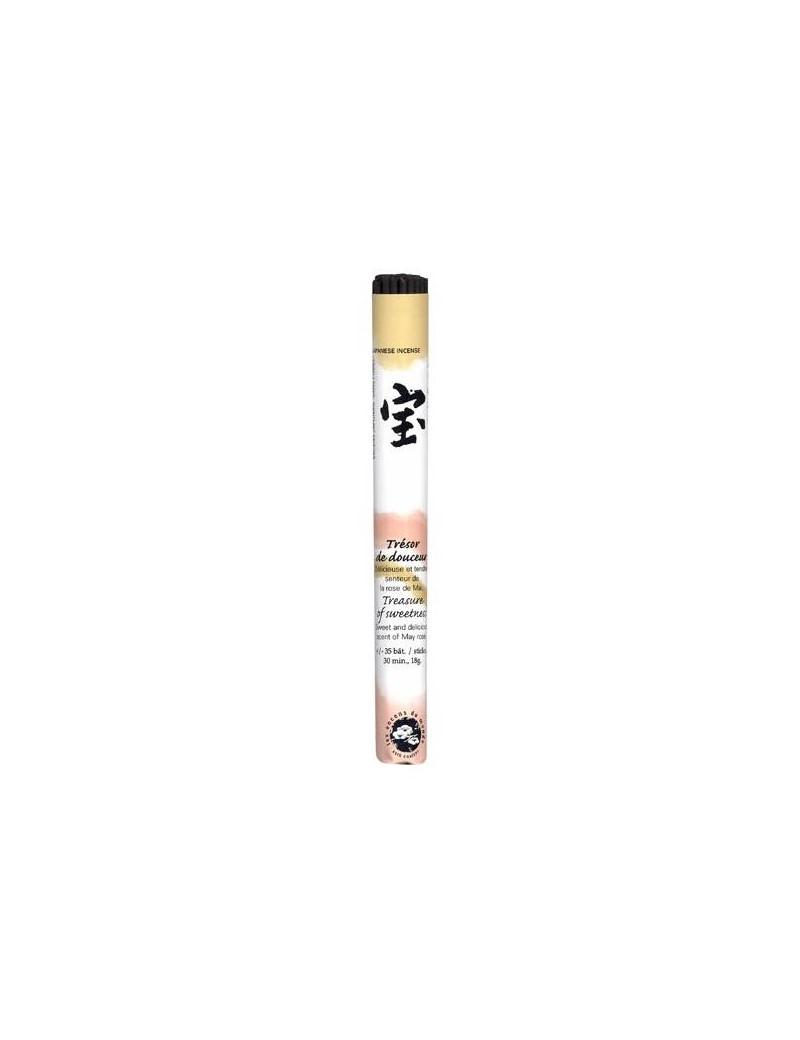 Encens japonais Trésor de douceur - Florisens