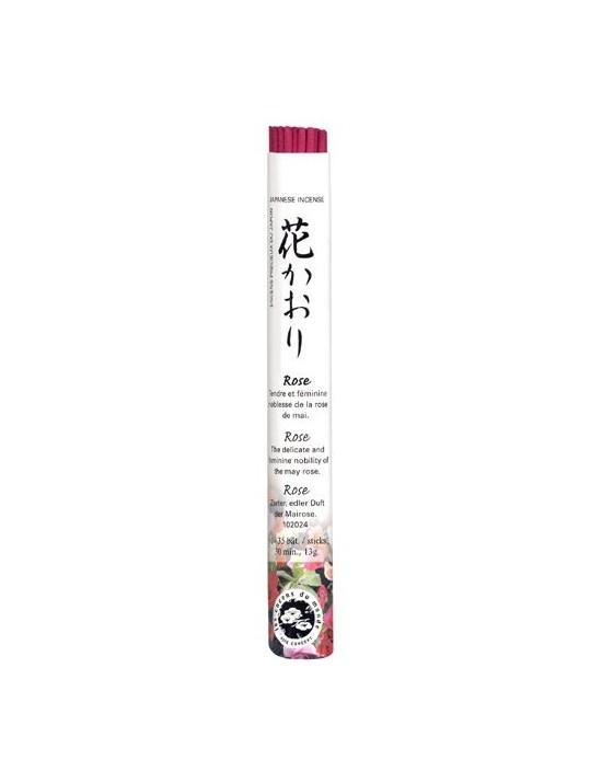 Encens japonais Rose - Les Encens du monde