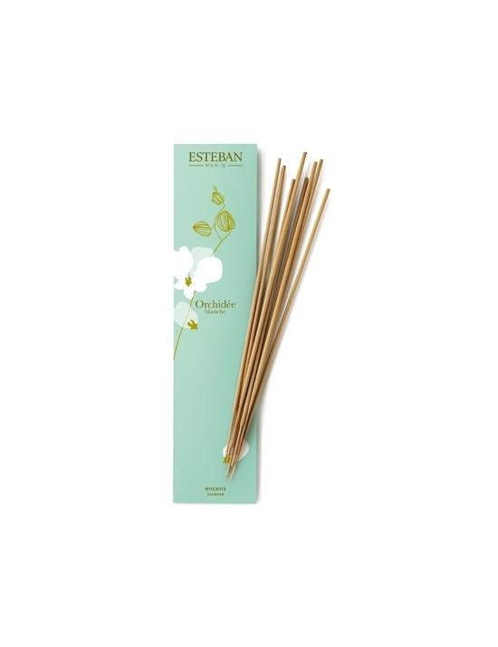 Encens indien Orchidée Blanche - Esteban