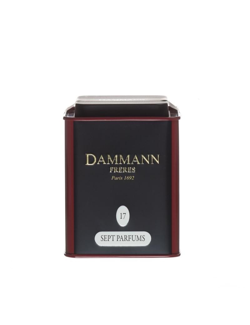 Thé 7 parfums n°17 - Dammann frères