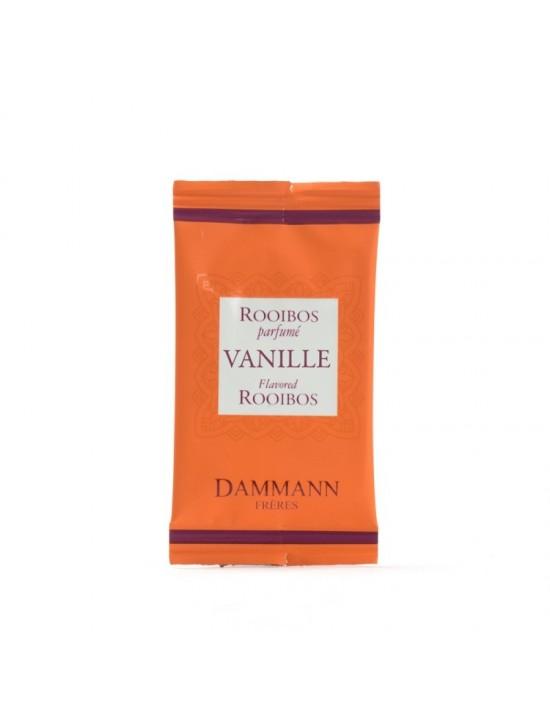Thé rouge Rooibos vanille - Dammann frères