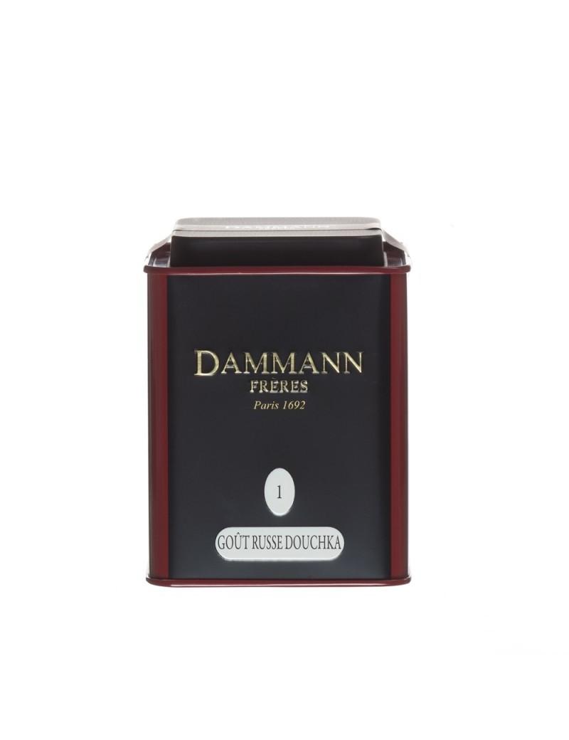 Thé gout russe Douchka n°1 - Dammann frères