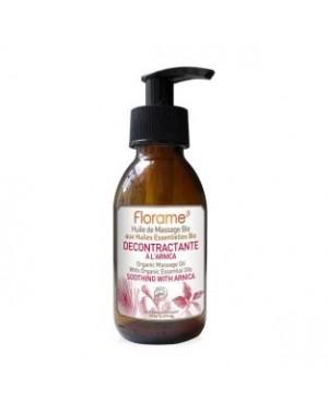 Huile de massage Décontractante (muscles et articulations) bio - Florame