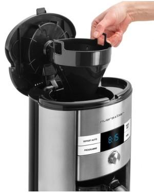 Cafetière filtre inox isotherme
