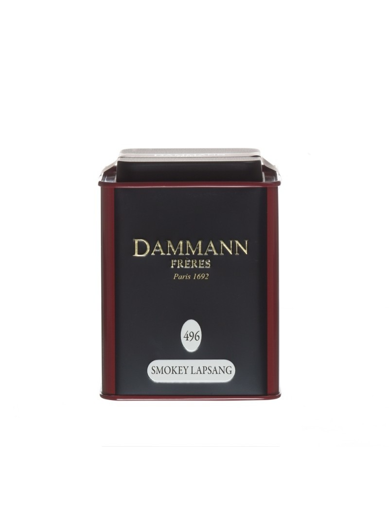 Thé Smokey Lapsong n°496 - Dammann frères