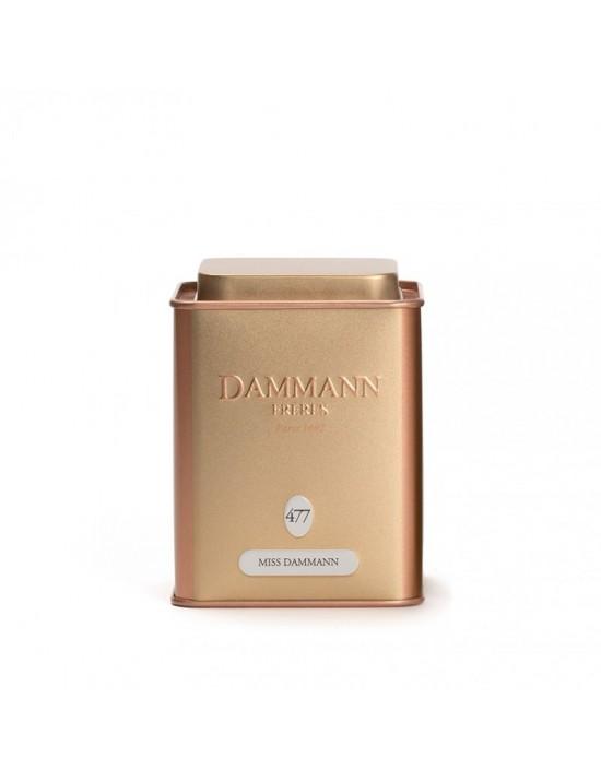 Thé Miss Dammann n°477 - Dammann frères