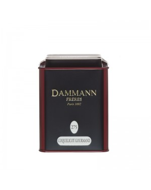 Thé coquelicot gourmand n°275 - Dammann frères