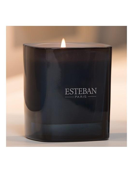 Bougie parfumée Ambre et Vanille étoilée - Esteban