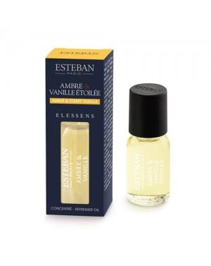 Concentré de parfum Ambre  et  Vanille étoilée - Esteban