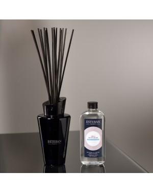 Bouquet parfumé et sa recharge Lin et Petitgrain - Esteban