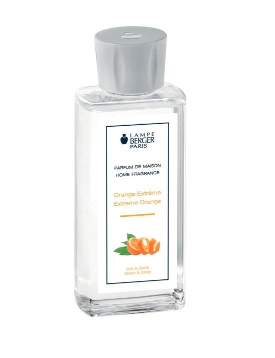 Parfum de maison Orange extrême 180ml - Lampe Berger