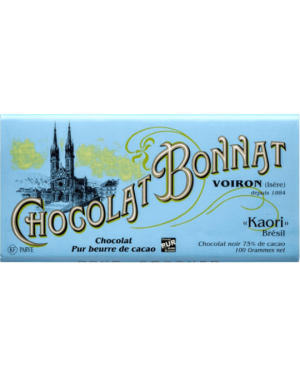 Tablette de chocolat Kaori - Bonnat