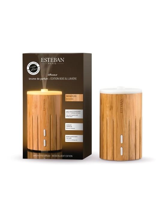 Diffuseur de brume de parfum Bois et Lumière - Esteban
