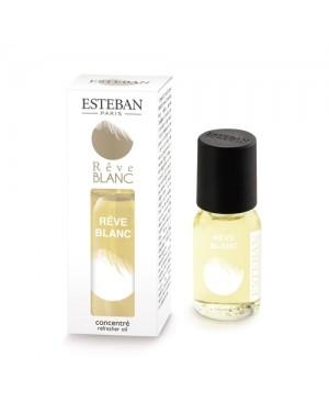 Concentré de parfum d'ambiance Rêve blanc - Esteban