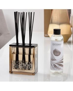 Bouquet parfumé Rêve blanc - Esteban