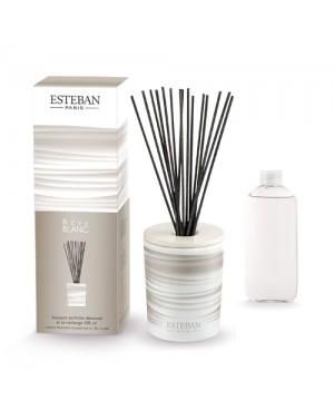Bouquet parfumé décoratif Rêve blanc - Esteban