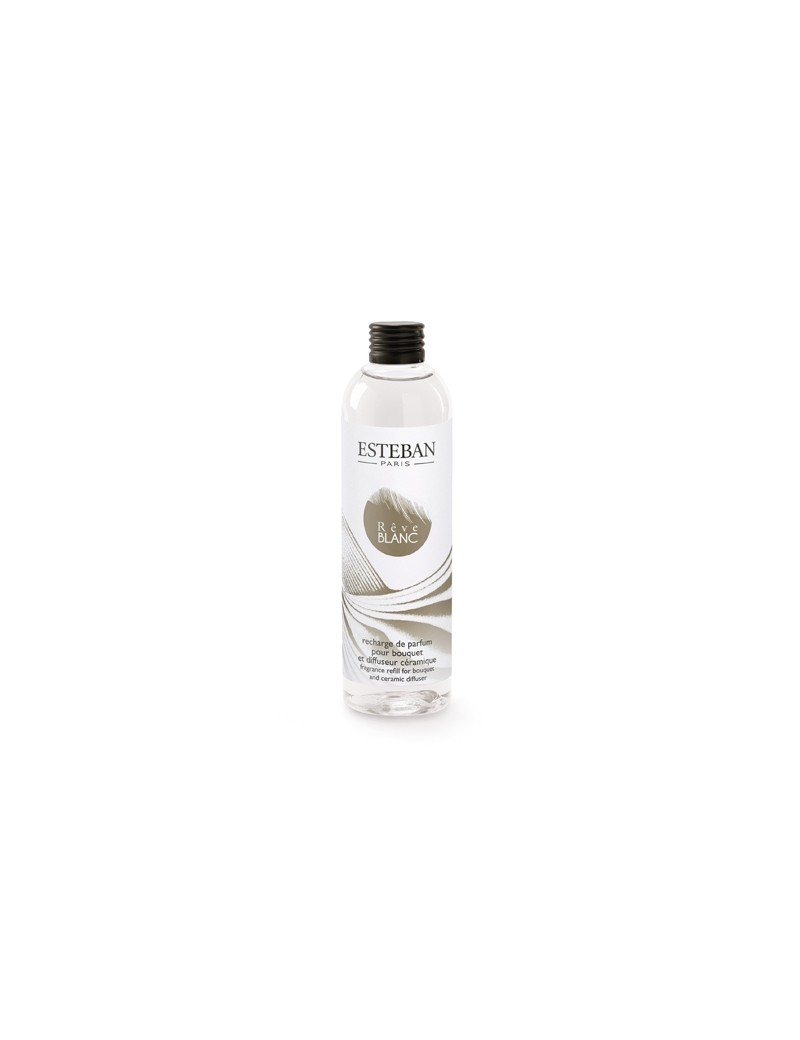 Recharge pour bouquet parfumé Rêve blanc - Esteban