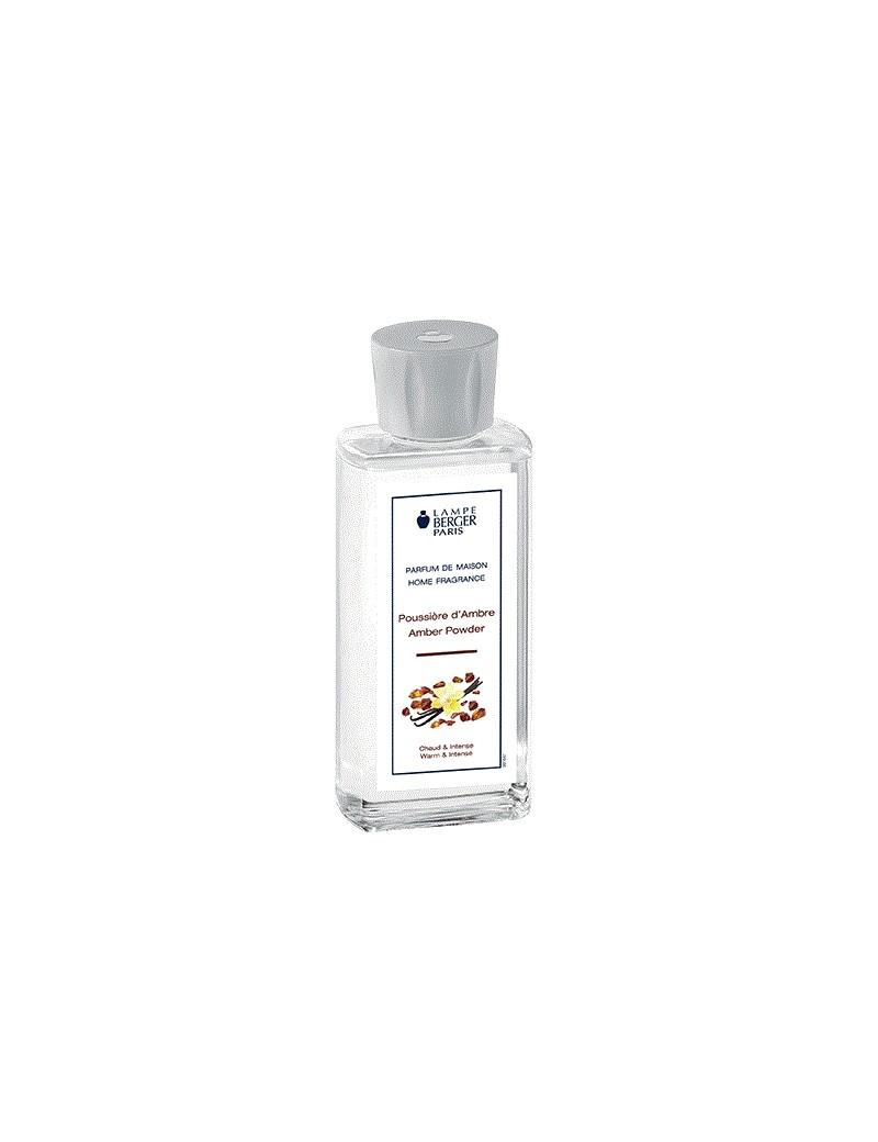 Recharge de parfum Poussière d'ambre - Lampe Berger