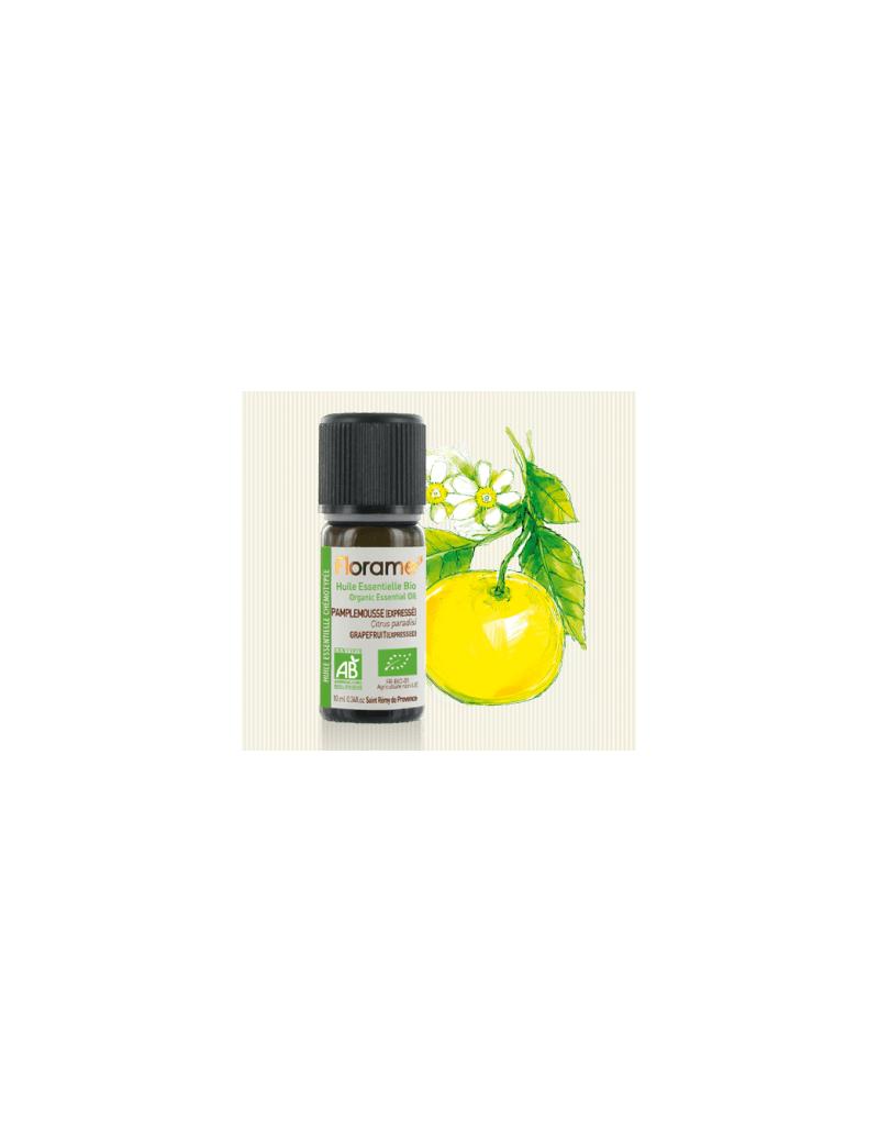 Huile essentielle pamplemousse bio (citrus paradisii)