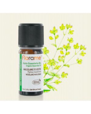 Huile essentielle marjolaine sylvestre (Thymus mastichina)