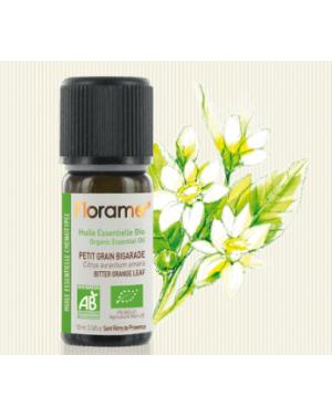 Huile essentielle petit grain bigarade bio - Florame