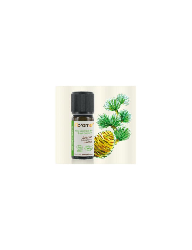 Cèdre de l'Atlas bio huile essentielle - Florame