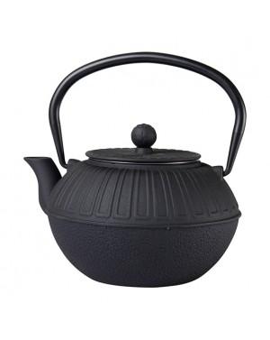 Théière en fonte Samourai 1L noir