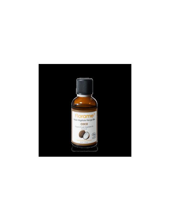 Coco - huile végétale bio - Florame