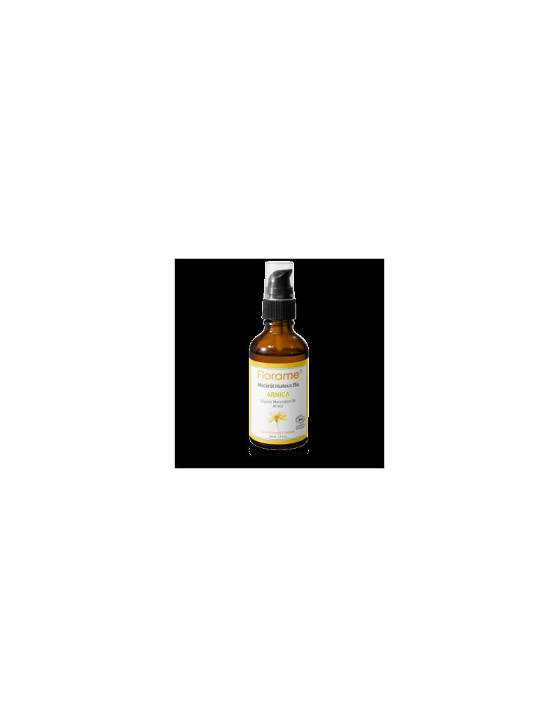 Arnica macérât - huile végétale bio - Florame